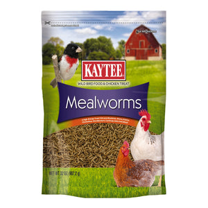 Kaytee Dried Mealworms 32oz
