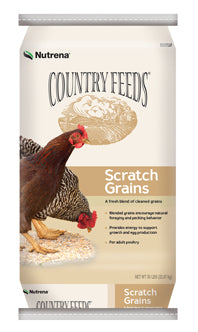 Country Feeds Scratch Grains