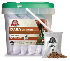 Daily essentials daily fresh packs