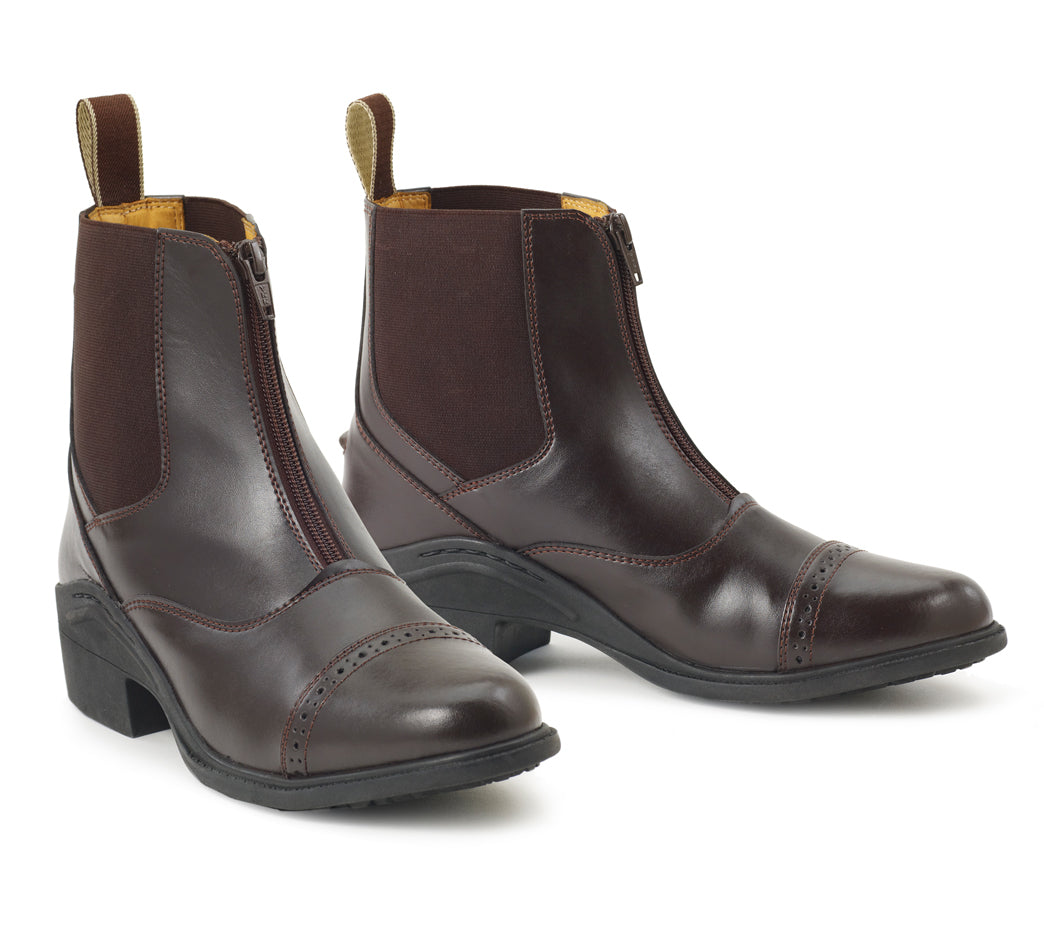 Synergy Child Paddock Boots