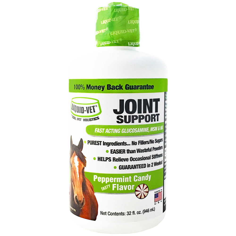 Liquid-Vet Support Equine Joint Formulas