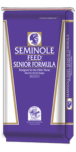 Seminole Senior Feed 50lb