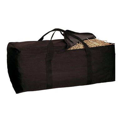 Large Hay Bale Bag, Black