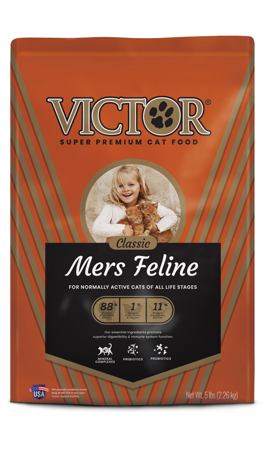 Victor Mers Classic Multi-Pro Dry Cat Food