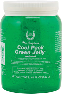 Cool Pack Green Jelly Liniment