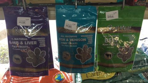 Real Meat Healthy Gourmet Dog & Puppy Treats