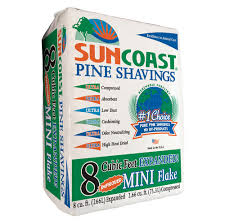 Suncoast Pine Flake Shavings