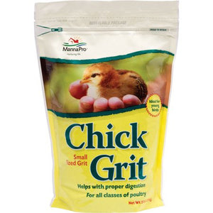 Chick grit WITH PROBIOTICS
