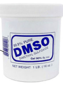 DMSO Gel Dimethyl Sulfoxide 16 oz