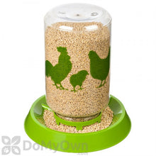 Lixit® Reversible Chicken Waterer/Feeder