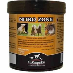First Companion Nitro Zone Dressing, 1 lb.