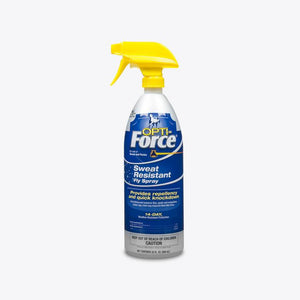 Manna Pro® Opti-Force® Sweat-Resistant Equine Fly Spray