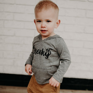 Cheeky Monkey - Lightweight Infant Hoodie