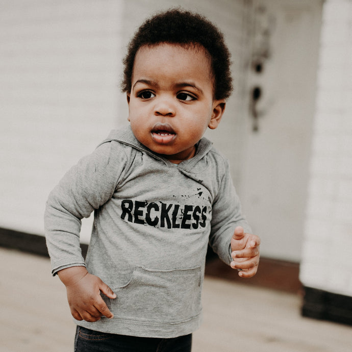 Reckless - Lightweight Infant Hoodie