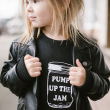 Pump Up The Jam - Black Tee