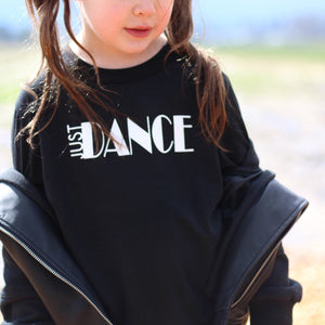 JUST Dance - Black Tee
