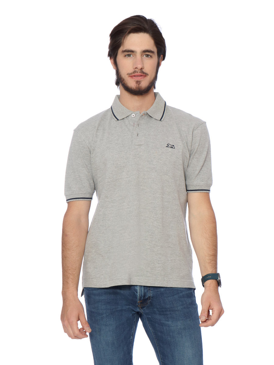 Playera Polo Lisa. MOD. PPM-001