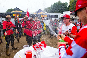 All Inclusive 2019 Netherlands MXON Fan Package (Primary Guest)