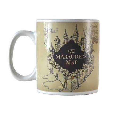 "Mug Thermo-Réactif Harry Potter ""Carte du Maraudeur""-Very Bad Geek"