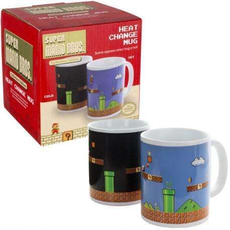 Mug Thermo-Réactif Nintendo Super Mario Bros-Very Bad Geek