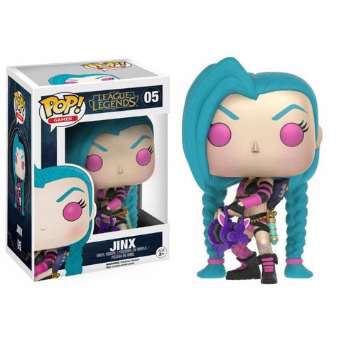 POP! Vinyl : League of Legends - Jinx