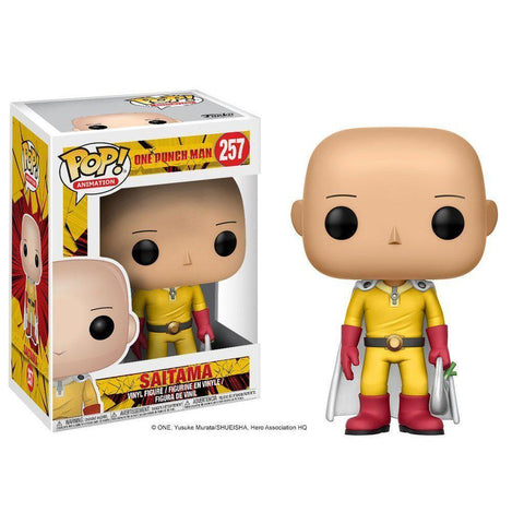 POP! Vinyl : One Punch Man - Saitama