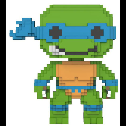 POP! Vinyl : Tortues Ninja - 8-Bit Leonardo