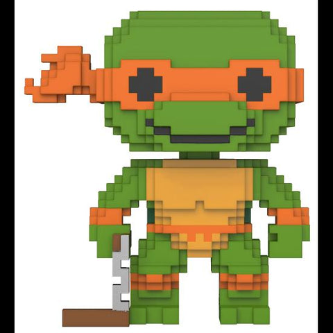 POP! Vinyl : Tortues Ninja - 8-Bit Michelangelo-Very Bad Geek