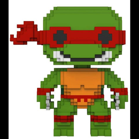 POP! Vinyl : Tortues Ninja - 8-Bit Raphael