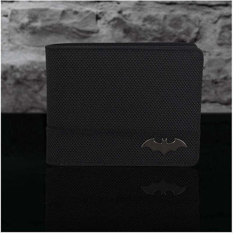 "Portefeuille Batman ""logo"" nylon-Very Bad Geek"