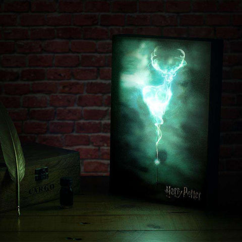 "Lampe Harry Potter Luminart ""Patronus""-Very Bad Geek"