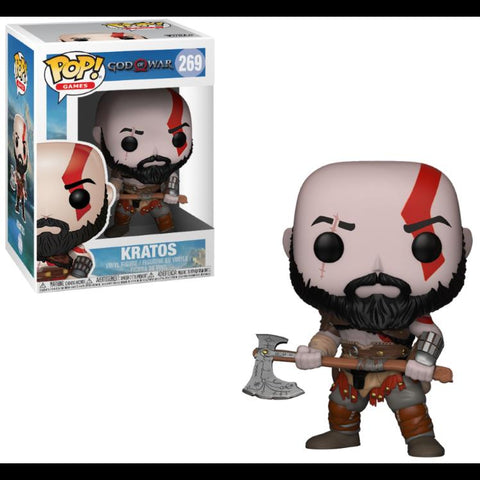POP! Vinyl : God of War - Kratos