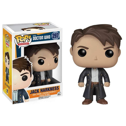 POP! Vinyl : Doctor Who - Jack Harkness