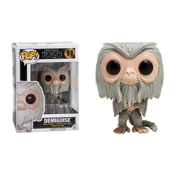 POP! Vinyl : Fantastic Beasts - Demiguise