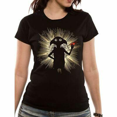 T-shirt femme Dobby Flash - Harry Potter-Very Bad Geek