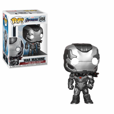 POP! Bobble : Avengers Endgame - War Machine-Very Bad Geek