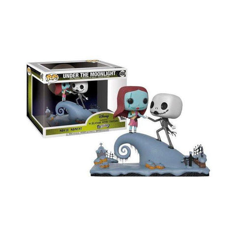 POP! Movie Moment : L'Étrange Noël de M. Jack - Jack et Sally