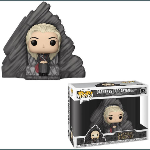 Pop! Ride : Game of Thrones - Daenerys on Dragonstone Throne
