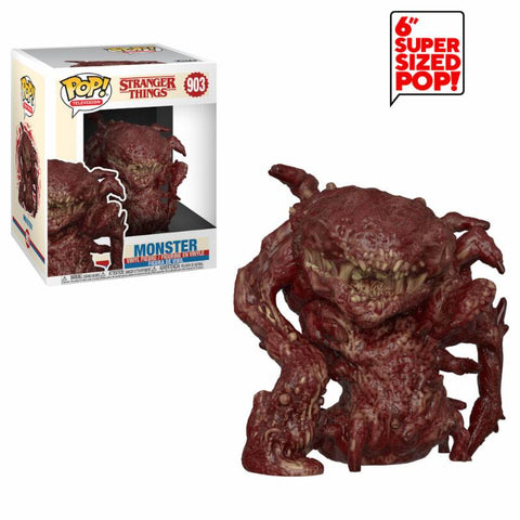 POP! SuperSized : Stranger Things - Monster