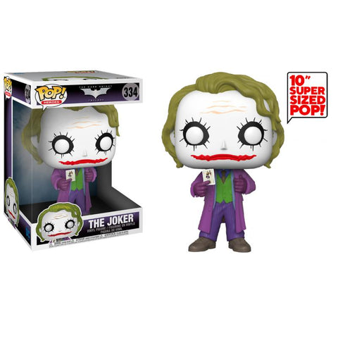 POP! SuperSized : DC Batman - Joker Dark Knight