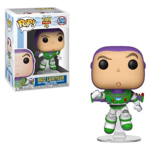 POP! Vinyl : Disney Toy Story - Buzz L'éclair