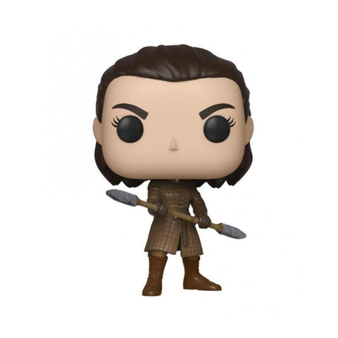 POP! Vinyl : Game of Thrones - Arya avec lance à deux têtes