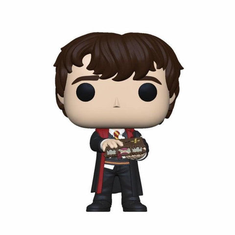 POP! Vinyl : Harry Potter - Neville et le Livre des Monstres-Very Bad Geek
