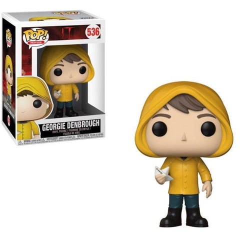 POP! Vinyl : IT - Georgie w/ boat
