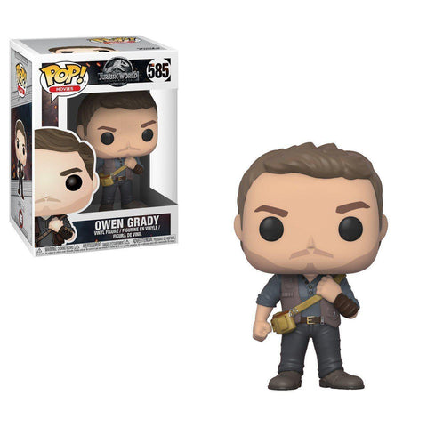 POP! Vinyl : Jurassic World 2 - Owen