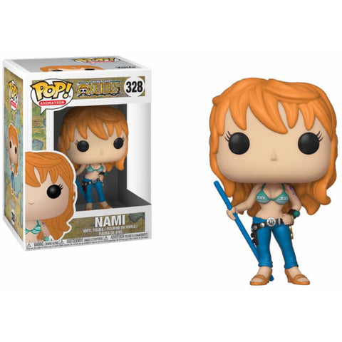POP! Vinyl : One Piece - Nami