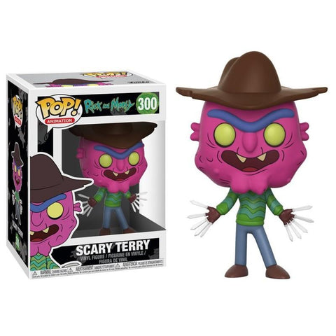 POP! Vinyl : Rick and Morty - Scary Terry