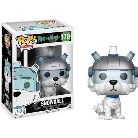 POP! Vinyl : Rick and Morty - Snowball
