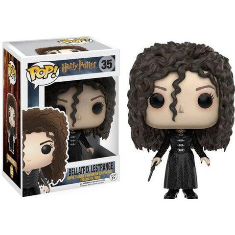 POP! Vinyl : Bellatrix Lestrange - Harry Potter