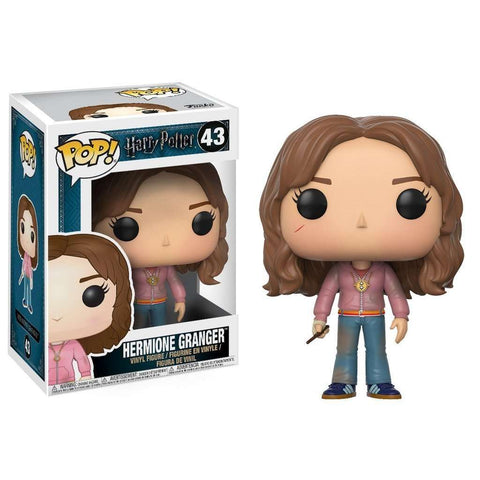 POP! Vinyl : Harry Potter - Hermione (avec Retourneur de Temps)